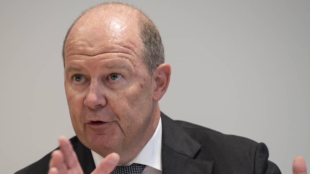 Valentin Vogt, Präsident des Schweizerischen Arbeitgeberverbandes, sieht Reformbedarf beim Arbeitsrecht. (Archivbild)