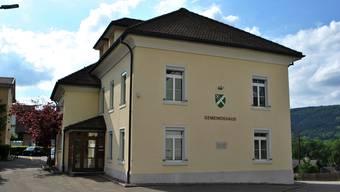In Sisseln kommt es zu keinem Steuerfussabtausch mit dem Kanton. Im Bild: Das Gemeindehaus von Sisseln. (Archivbild)