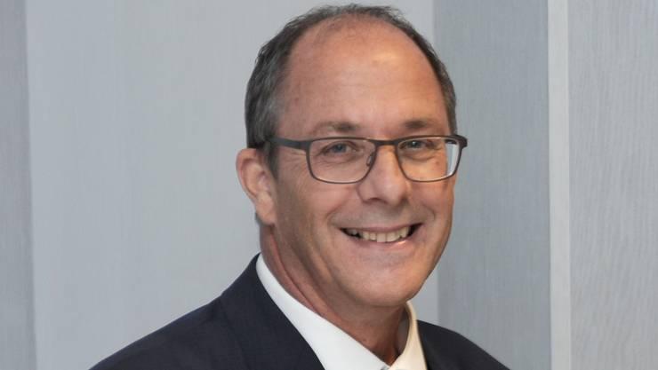 Kantonsspital Baden (KSB):  CEO Adrian Schmitter ist ein SVP-Parteikollege von Gallati.
