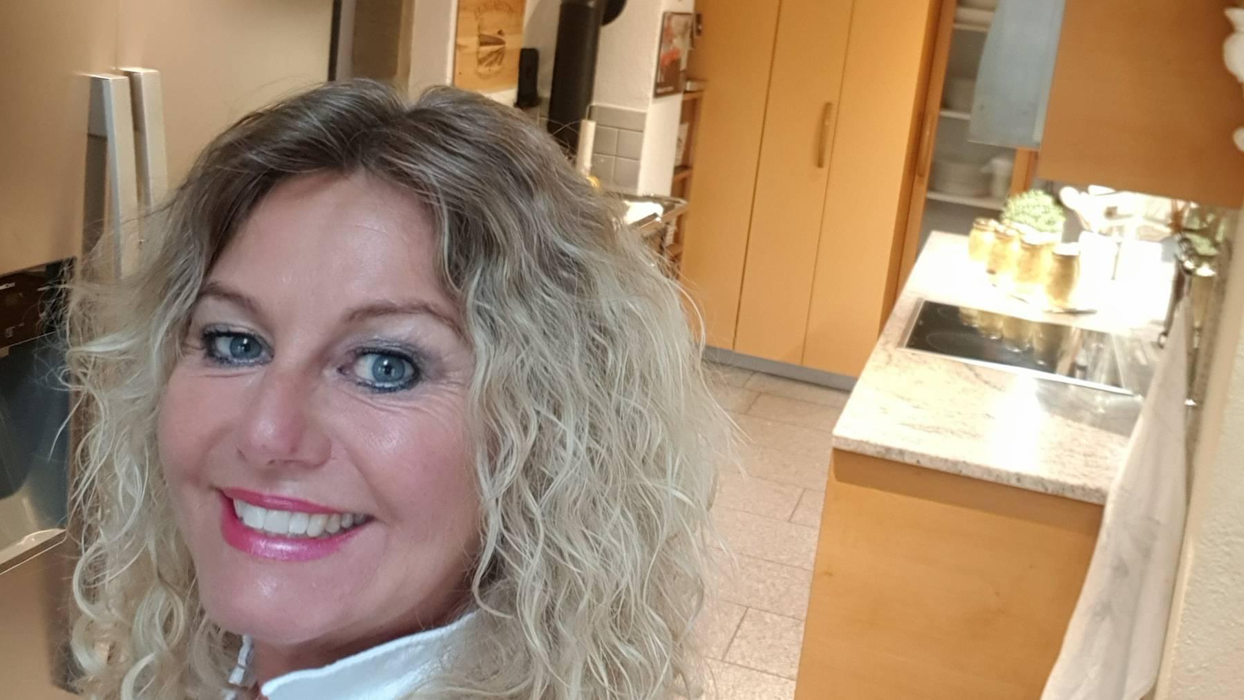 Sonja Cerretti aus Ebikon