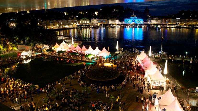 Luzern in Festivalstimmung