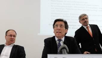 Vertreter der Kantone: die Konferenz der kantonalen Gesundheitsdirektoren (Archiv)