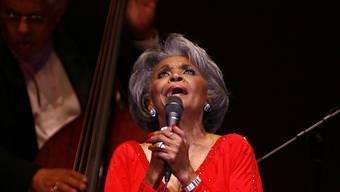 Starb nach langer Krankheit im Alter von 81 Jahren: die US-amerikanische Jazz-Sängerin Nancy Wilson. (Archivbild)