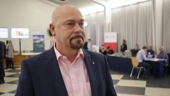 Im Interview nach den Wahlen spricht der Präsident der BDP Kanton Solothurn über die Verlüste und die Zukunft der Partei.