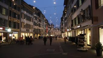 Weihnachtsstimmung in Solothurn