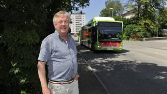 Der Grenchner Stadtbaumeister Claude Barbey hat seinen Rücktritt angekündigt
