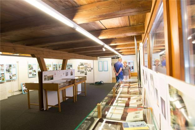 Eine Fülle von Dokumenten bezeugt Meiers Nähe zum Dorf.