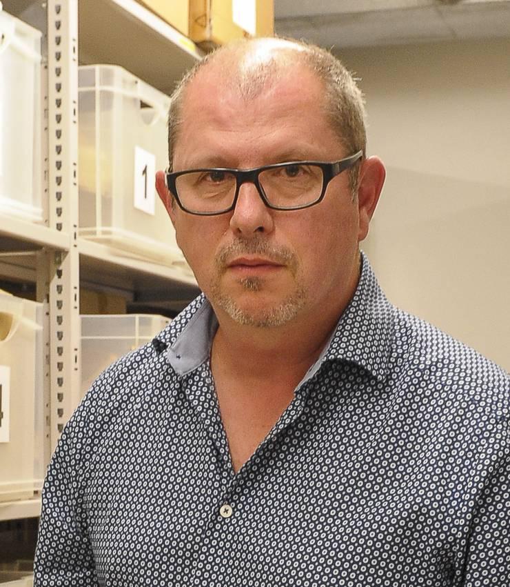 Markus Looser, Leiter kriminaltechnische Abteilung