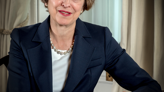 Theresa May tritt zurück
