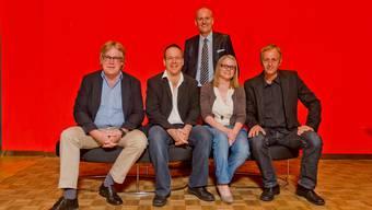 Die Gewinner des Medienpreises Aargau/Solothurn