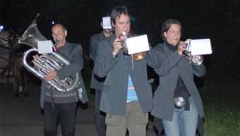 Einmal im Jahr ist Rümlingen der Ort für zeitgenössische Musik, wo auch die Natur als Bühne zählt. (Archiv)