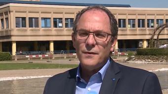 KSB-CEO Adrian Schmitter im Beitrag von Tele M1.