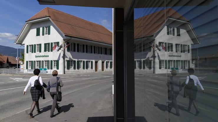 Mit 43 Prozent wurde in Deitingen mit Abstand am meisten Geld in die Bildung investiert.