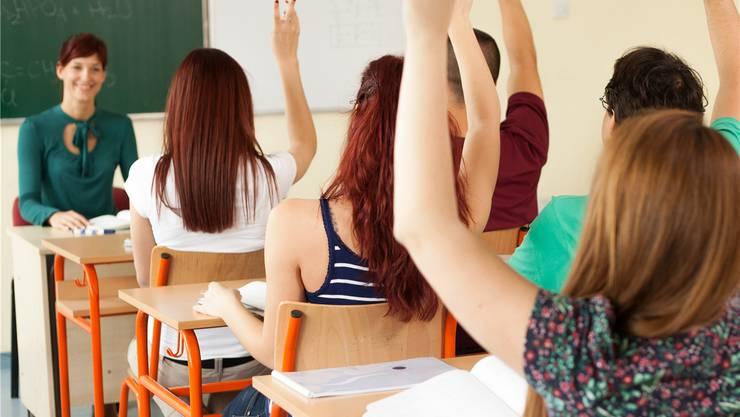 Lehrer sollten auch von den verantwortlichen pädagogischen und politischen Gremien wertgeschätzt werden.