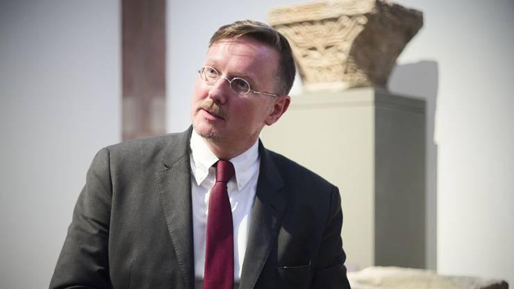 Direktor Marc Fehlmann muss das Historische Museum Basel wieder auf Kurs bringen – mit einem Defizit vor Augen.