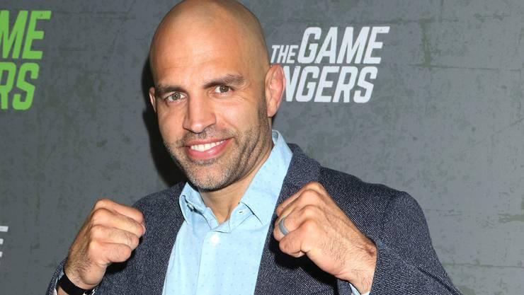James Wilks im September bei der Premiere der Netflix-Doku von «The Game Changers» in New York.