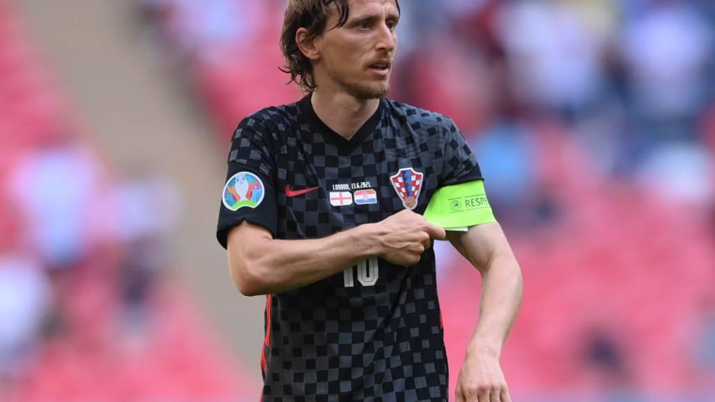 Kroatien hofft auf die Serie der zweiten Spiele