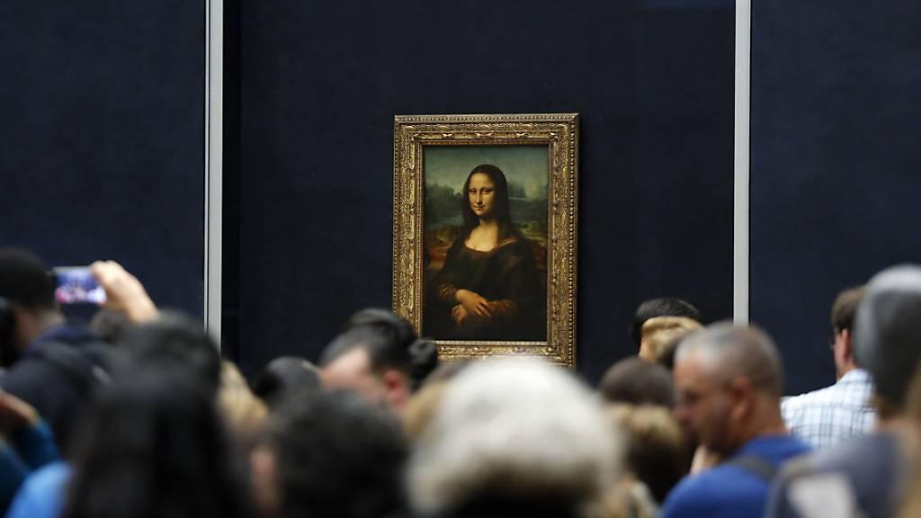 Ansturm auf Leonardo-Schau: Louvre erstmals auch nachts offen