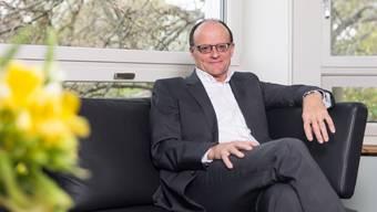 CVP-Stadtrat Gerold Lauber verlässt nach 12 Jahren als Vorsteher des Schul- und Sportdepartementes die Zürcher Exekutive.