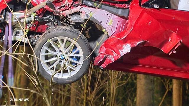 Tödlicher Rollerunfall im Kanton Zug