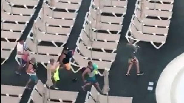 Touristen-Horror auf Gran Canaria: Der morgendliche Sturm auf die Liegestühle