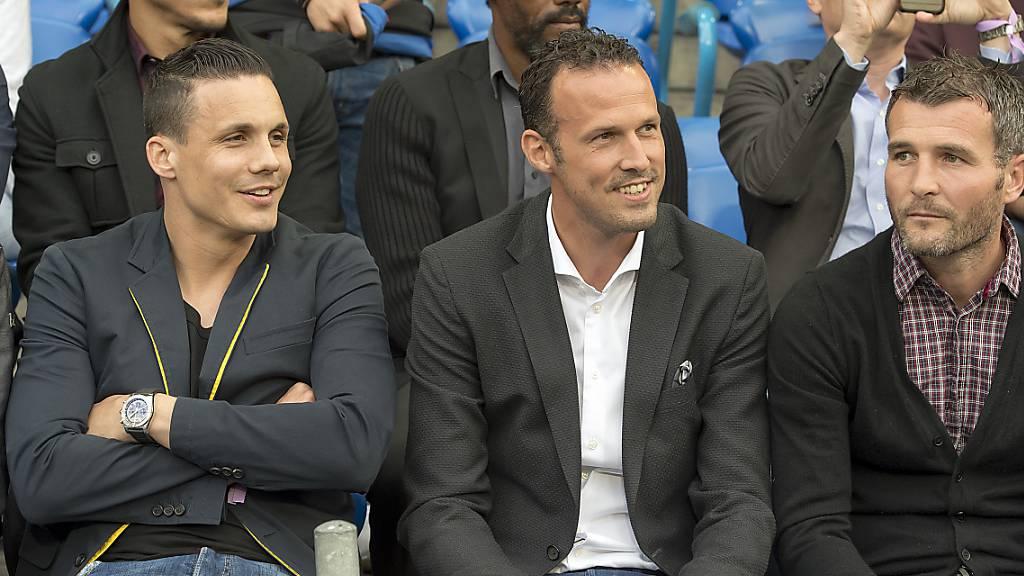David Degen wird Mitglied des FCB-Verwaltungsrats