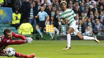 Torschütze für Celtic: Scott Sinclair