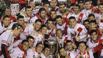 Beim argentinischen Rekordmeister River Plate sollen Nachwuchsfussballer missbraucht worden sein.