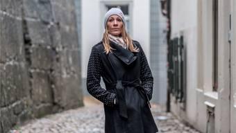 Wenn Daniela Ryf wieder einmal zu Hause ist, darf ein Bummel in der Solothurner Altstadt nicht fehlen.