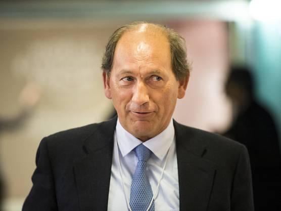 Paul Bulcke: CEO Nestlé und Verwaltungsrat Roche