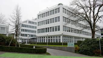 Der Glencore-Hauptsitz in Baar.