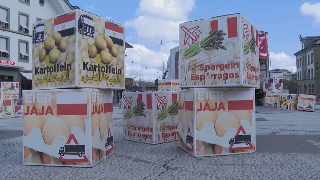 Berner Bauernverband wirbt für ein Doppel-Nein zu den Agrar-Initiativen