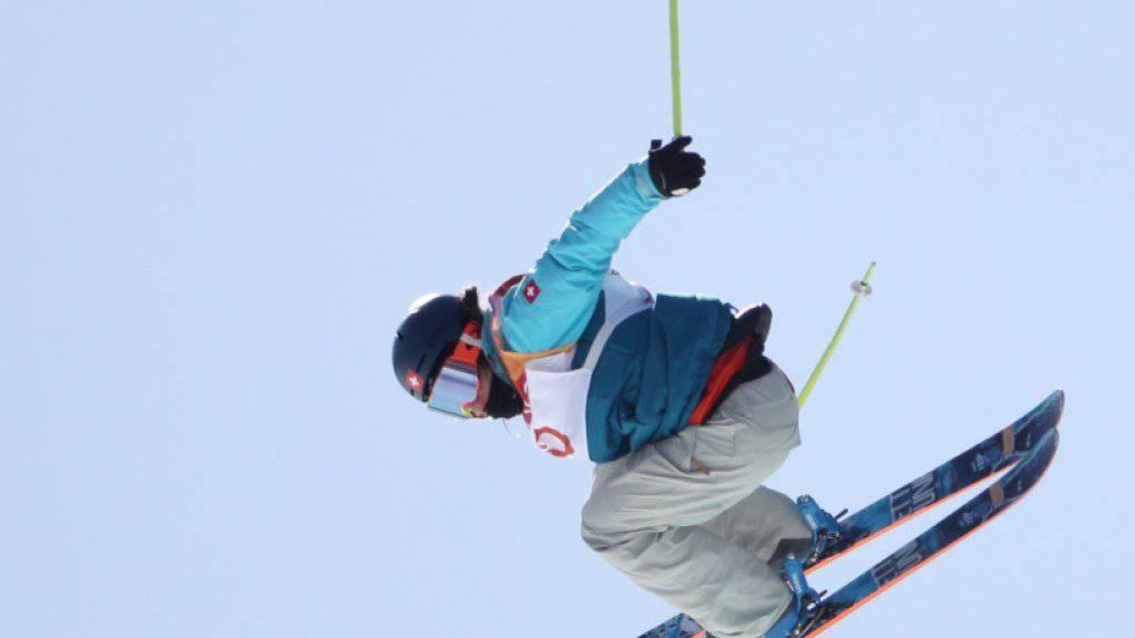 Sarah Hoefflin gewinnt zum zweiten Mal im Weltcup