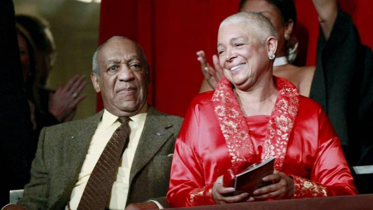 Sagt erstmals unter Eid aus in der Affäre um Missbrauchsvorwürfe gegen ihren Mann: Camille Cosby. (Archiv)