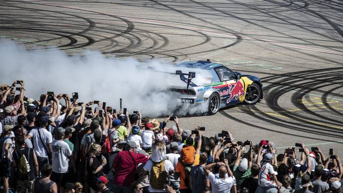 2019 fand in Grenchen der Red Bull Race Day statt. (Archiv)