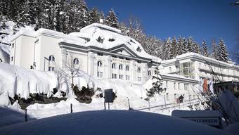 Das zur Gruppe gehörende Davoser Belvedere wird nicht chinesisch. (Archivbild)