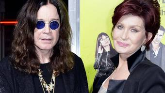 Das Ehepaar Osbourne machte beim Wohnungsbrand alles falsch (Archiv)