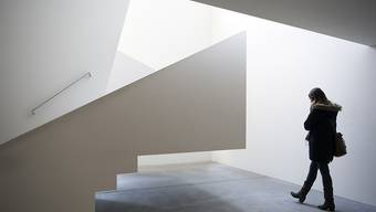 Das Burgdorfer Museum Franz Gertsch baut aus. Der neue Ausstellungssaal soll im Untergrund entstehen (Archivbild).