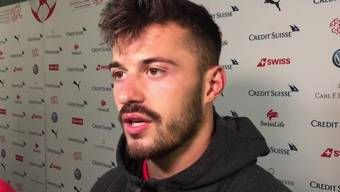 """Albian Ajeti nach dem 6:0 gegen Island: """"Das war ein Super-Super-Tag."""""""