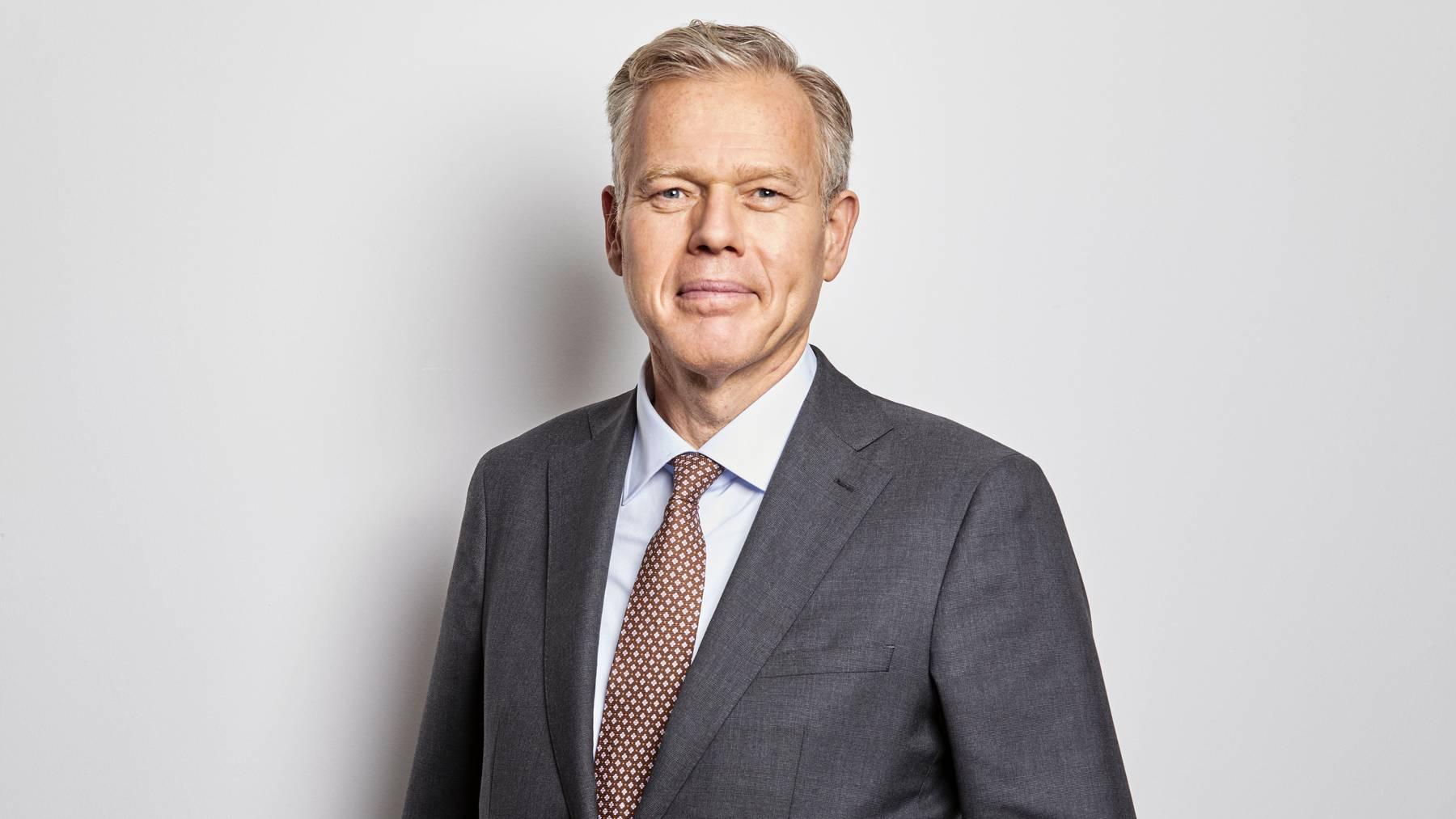 Conrad Keijzer ist ab dem kommenden Januar der neue CEO von Clariant.