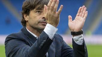 Ciriaco Sforza: Wenn es dem FC Basel irgendwann läuft, dann soll es laufen