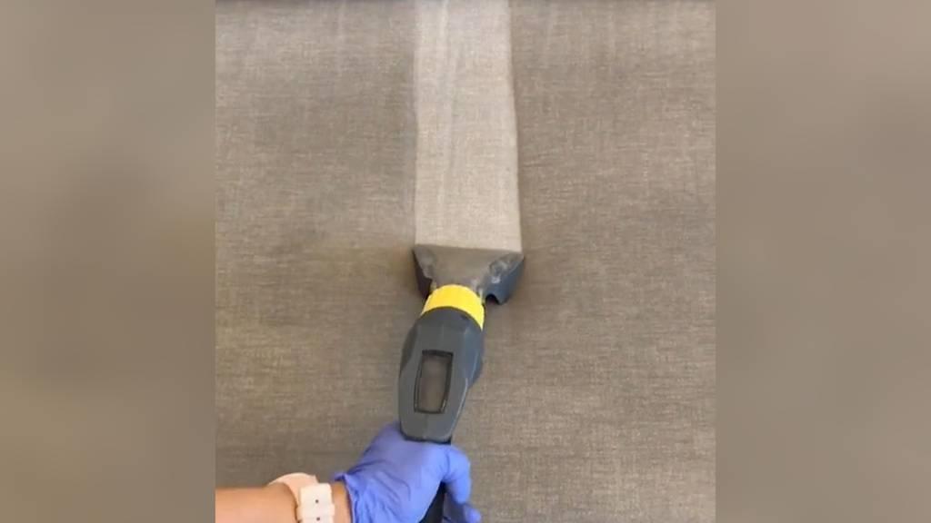 Befriedigende Videos: Putzen ist jetzt ein Tiktok-Trend