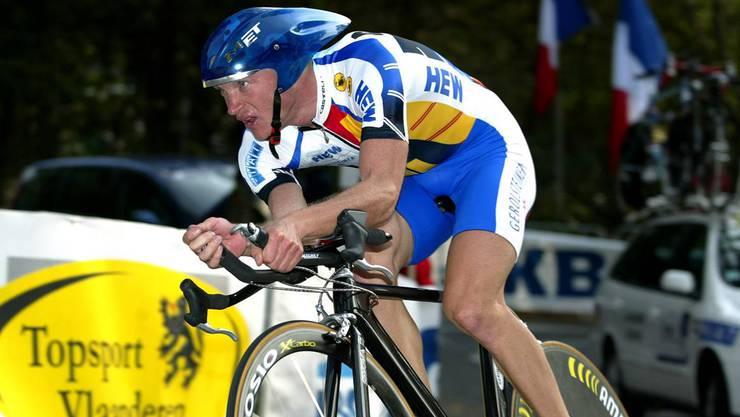 Der ehemalige Radprofi Uwe Peschel wird neuer Sport Direktor des Teams Roth.