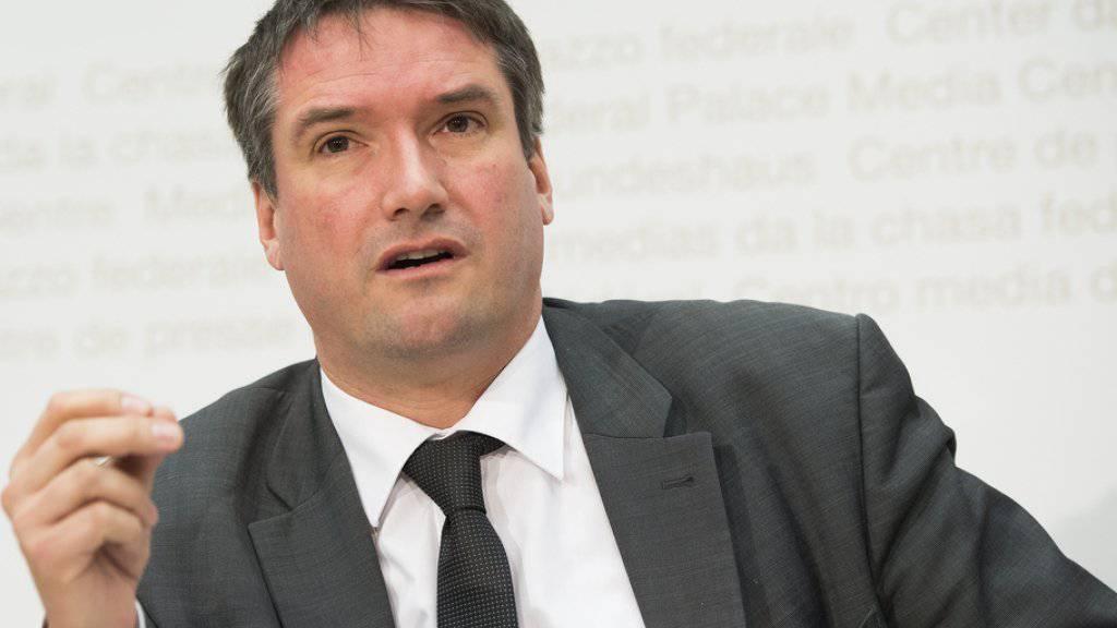 «Die FDP hat ein Gleichstellungsproblem»: SP-Präsident Christian Levrat nimmt kein Blatt vor den Mund. (Archiv)