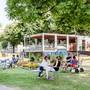 Die 21 schönsten Gartenbeizen im Aargau