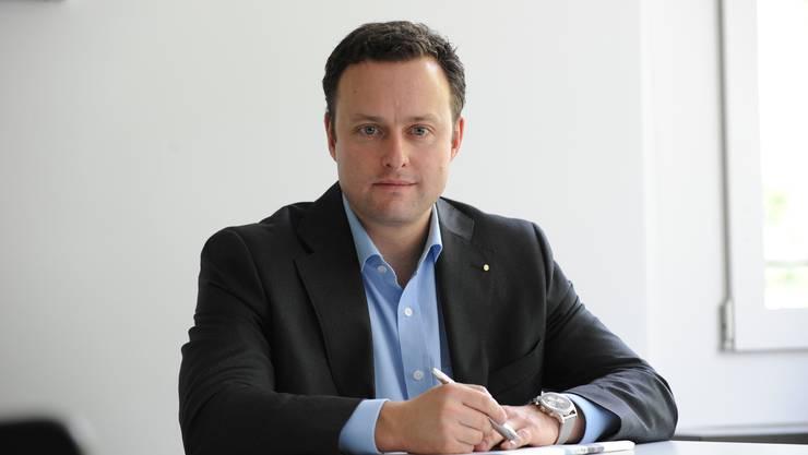 Sebastian Frehner, Basler SVP-Nationalrat