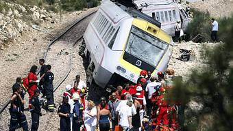 Tote bei Zugunglück nahe Split
