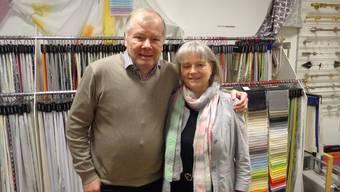 Hans-Peter und Ursula Lanz ziehen sich nach beinahe 40 Jahren aus dem Geschäft zurück.