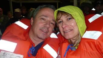 Costa Concordia: Ehepaar Zurfluh aus Muttenz berichtet