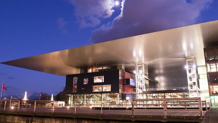 War als Tagungsort vorgesehen: Das Kultur- und Kongresszentrum Luzern, KKL, hier in einer Aufnahme von 2013.